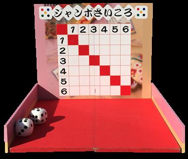 ジャンボサイコロ(パネル式)