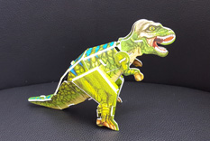 3Dパズル-ティラノザウルス